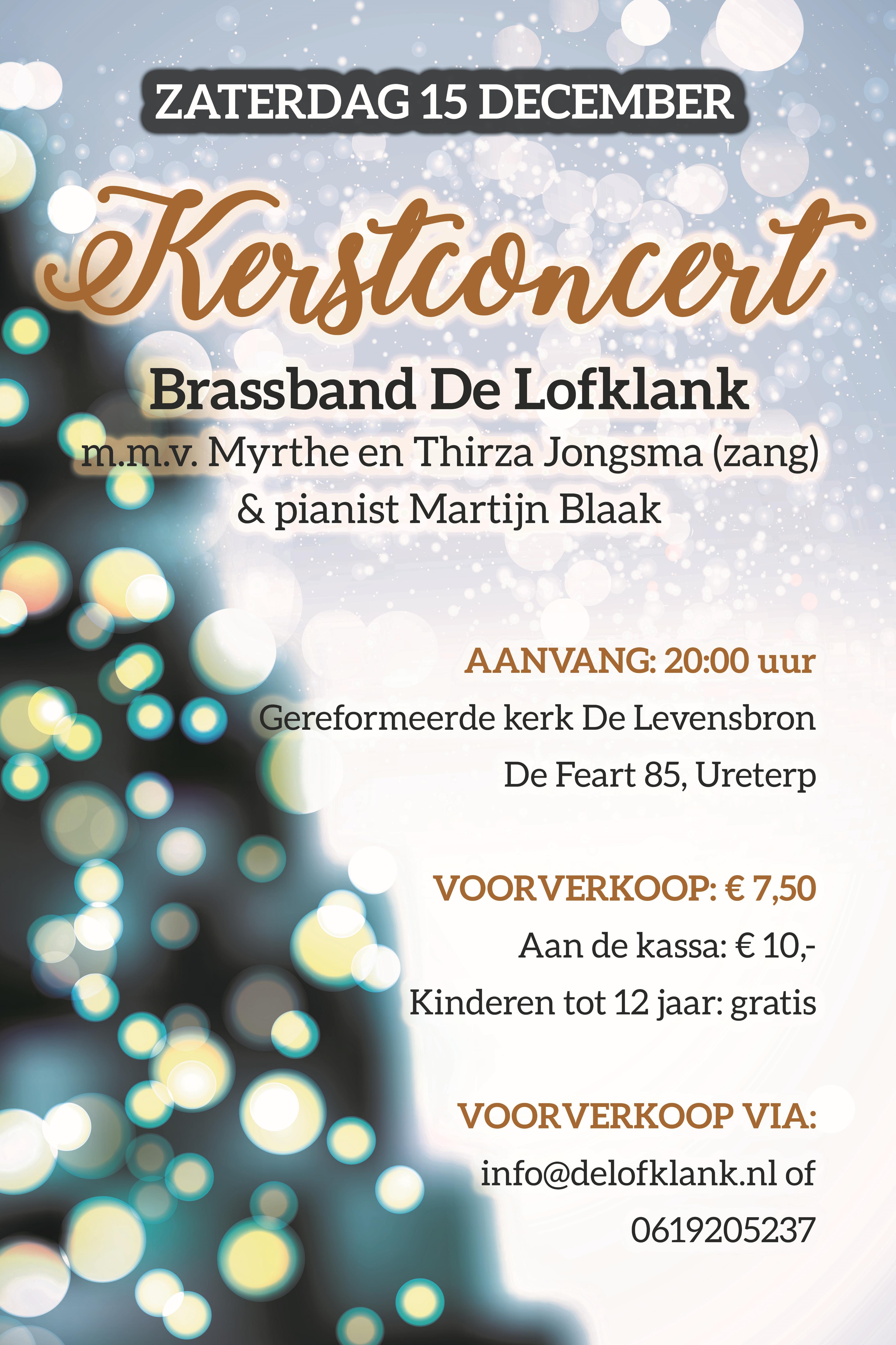 Kerstconcert met pianist Martijn Blaak!